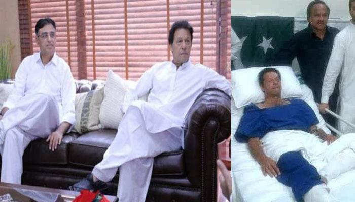 اسد عمر نے عمران خان کے 8 برس پرانے واقعے کی یاد تازہ کردی
