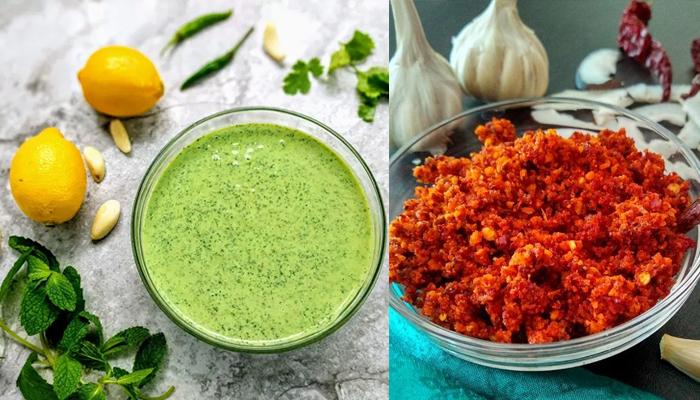 چٹ پٹی چٹنیوں کے صحت پر فوائد