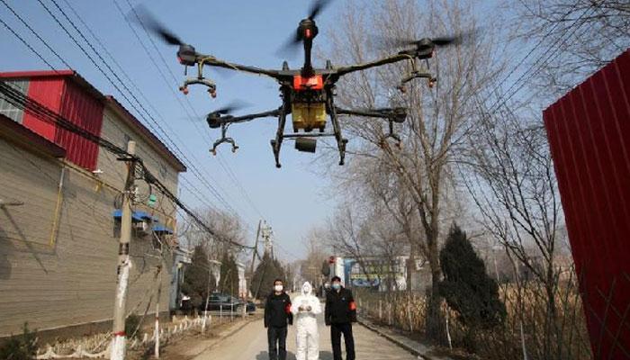پشاور: ڈرون سے SOPsکی خلاف ورزیوں پر نظر رکھی جائیگی
