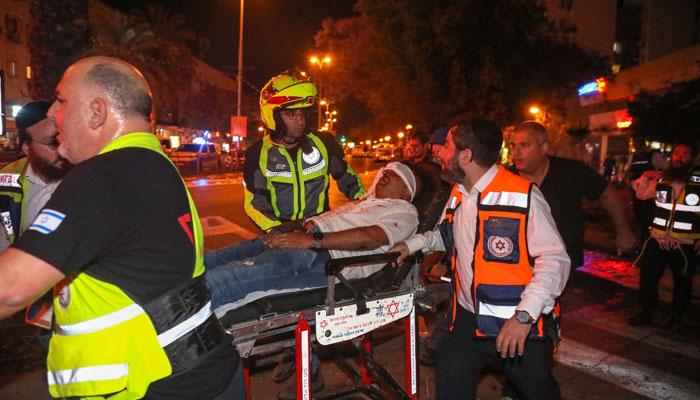 غزہ پر اسرائیل کی وحشیانہ بمباری نہ رکی، جاں بحق فلسطینیوں کی تعداد 35 ہوگئی