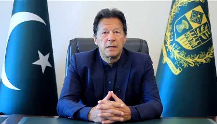 وزیراعظم عمران خان کی فلسطینیوں سے اظہار یکجہتی