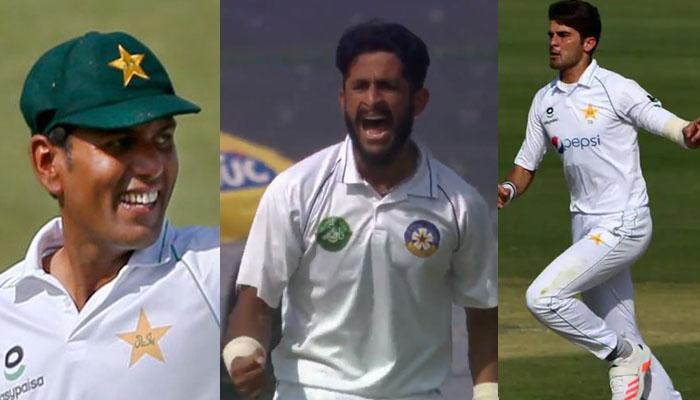 پاکستانی بولرز نے کریئر میں اپنی بہترین رینکنگ حاصل کرلی