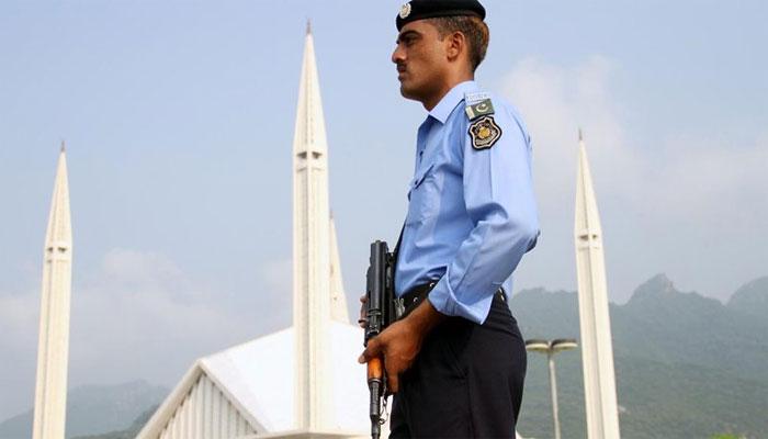 اسلام آباد: عید الفطر کیلئے سیکیورٹی پلان جاری