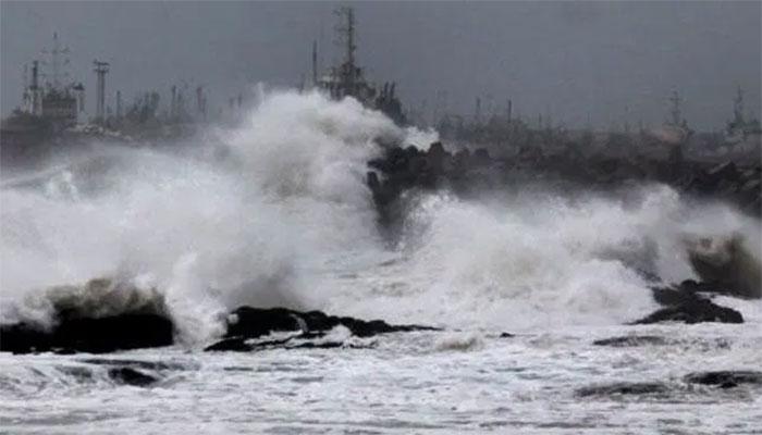 مشرقی بحیرہ عرب میں سمندری طوفان بننے کا امکان