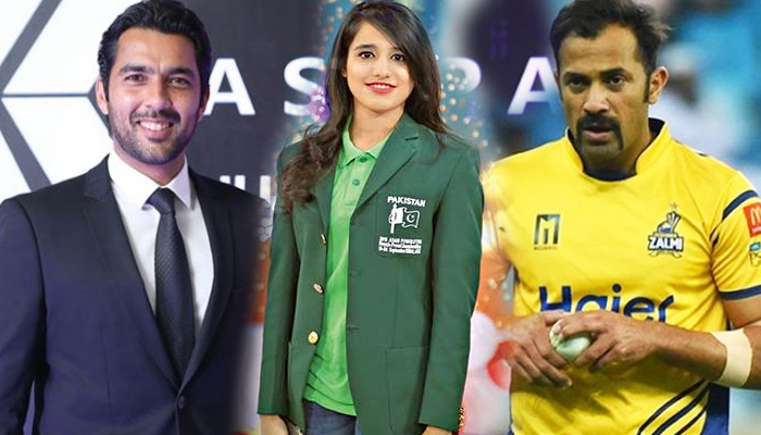 قومی کھلاڑیوں کے عید الفطر کے موقع پر پیغامات
