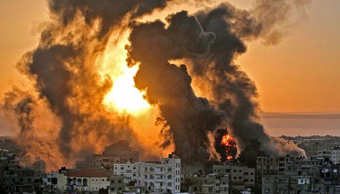 غزہ: اسرائیلی جارحیت، شہید فلسطینیوں کی تعداد 68 ہوگئی