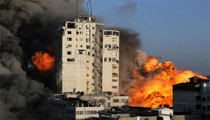 کوئٹہ: اسرائیلی جارحیت کیخلاف مظاہرہ