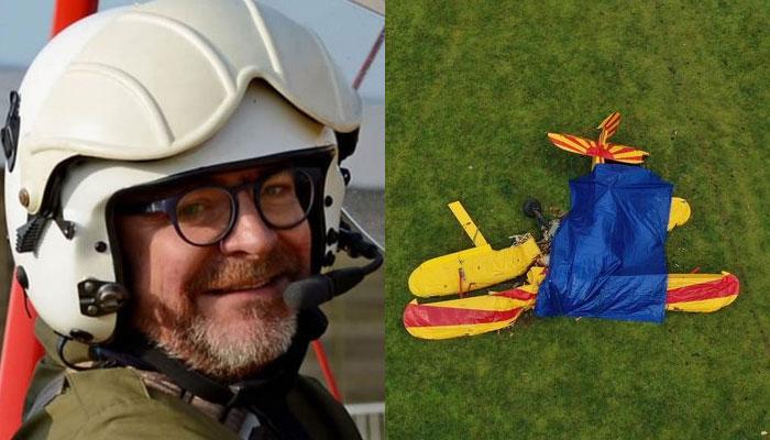 برطانیہ میں چھوٹے طیارے کے حادثے میں ایزی جیٹ ایئر کا ریٹائرڈ پائلٹ ہلاک