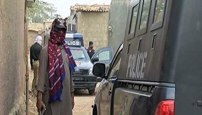 سکھر، 12 مئی کا پولیس مقابلہ مشکوک ہوگیا