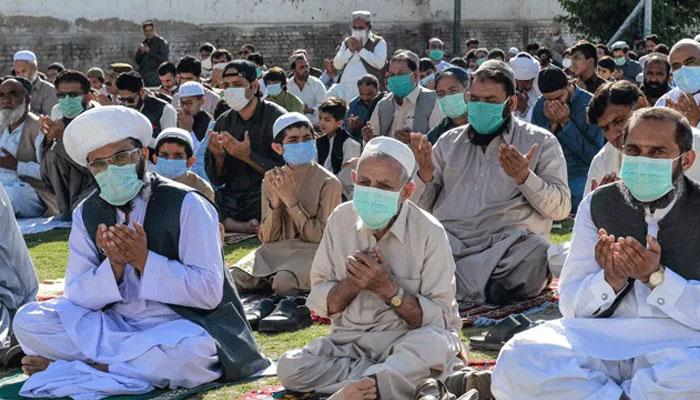 ڈی آئی خان کے دو گاؤں میں آج عید کا پہلا دن