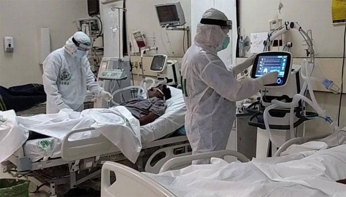 کوئٹہ :کورونا مریضوں کیلئے مختص 75 بیڈز بھر گئے