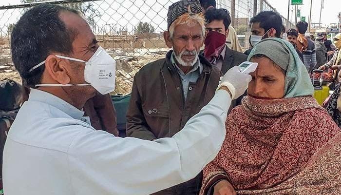 بلوچستان میں اب تک کورونا وائرس کے کتنے ٹیسٹ کیے گئے؟