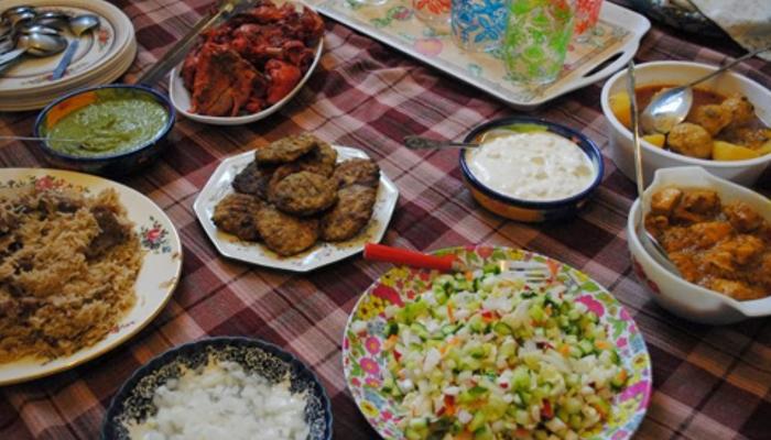 عید کا دوسرا دن: تگڑے ناشتے کے بعد لذیر کھانے