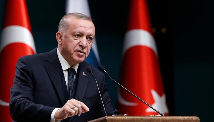 ترک صدرکا اسرائیل کے وحشیانہ مظالم پر عالمی برادری کی بےحسی پر اظہار افسوس