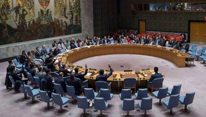 فلسطین پر اسرائیلی حملے، سلامتی کونسل کا اجلاس آج ہوگا