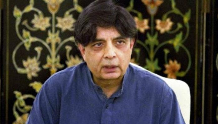 پنجاب اسمبلی کی رکنیت، چودھری نثارکاحلف اٹھانےکاامکان