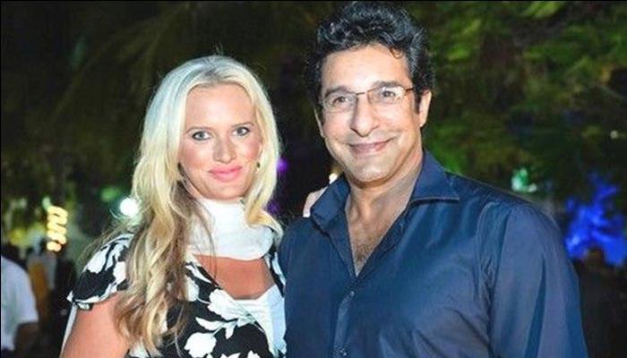 شنیرا اور وسیم اکرم کی علیحدگی کو 170 دن ہوگئے