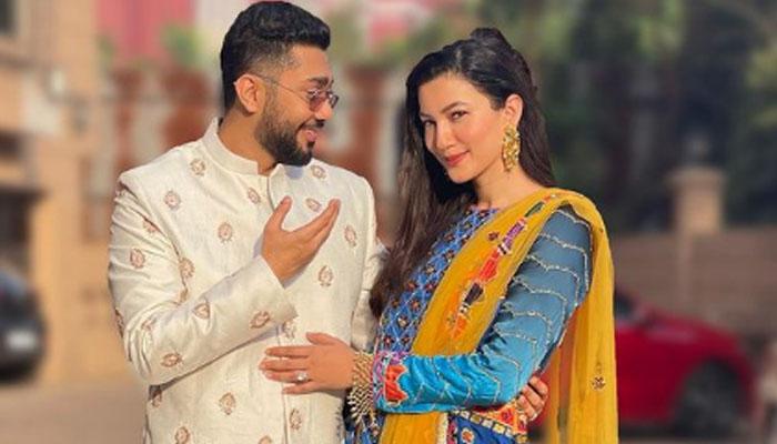 گوہر خان کی شادی کے بعد پہلی عید