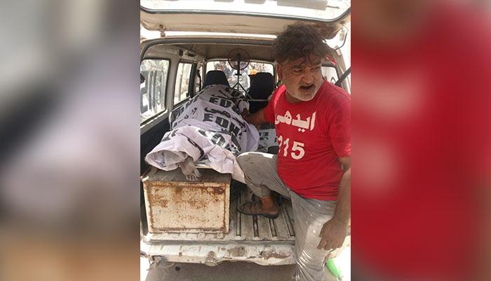 کراچی: اورنگی کے گھر سے 2 دن پرانی لاش برآمد