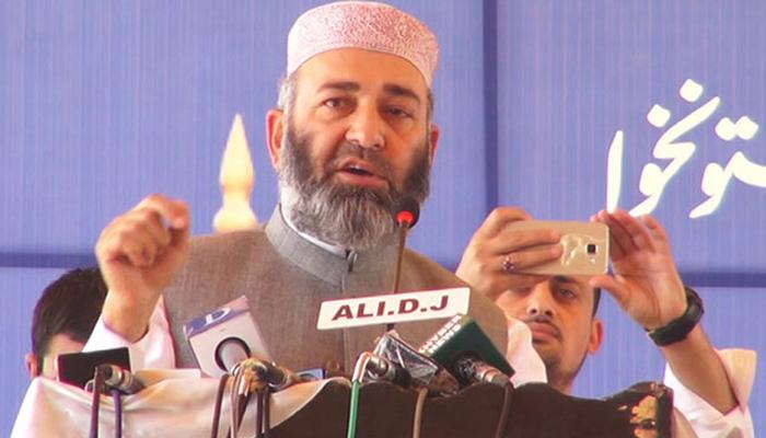 عرب اسلاف کی تلوار کے ساتھ صرف ڈانس کرتے ہیں، مشتاق احمد خان