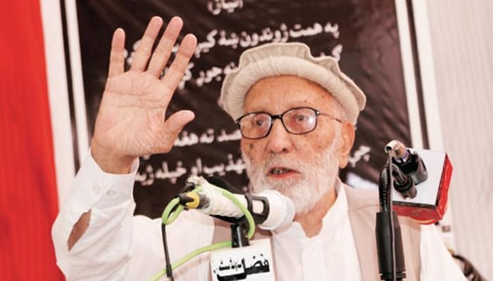 Peshawar: Well known Pashto poet Saleem Raz passed away, his family