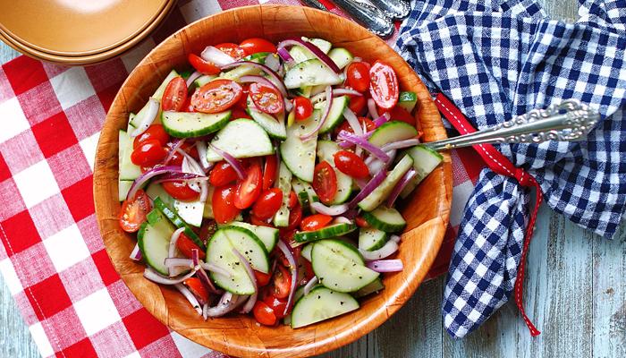 گرمی کی شدت کم کرنے والی صحت بخش غذائیں