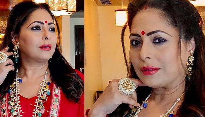 گیتا کپور کی سندور والی تصویر دیکھ کر شادی کی افواہ، رقاصہ نے تردید کردی