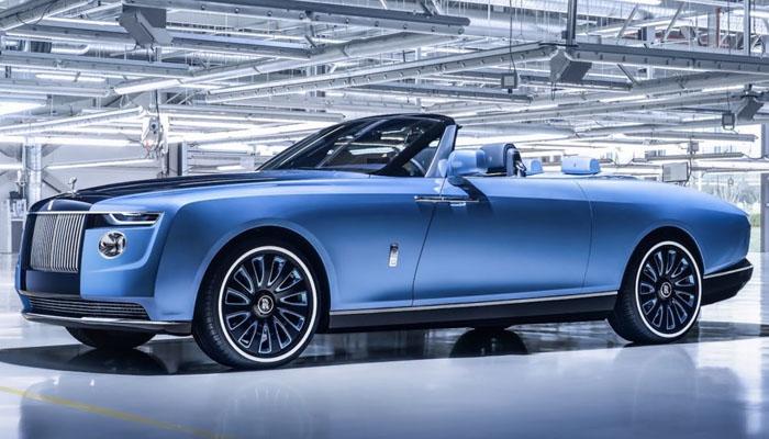 دنیا کی سب سے مہنگی کار