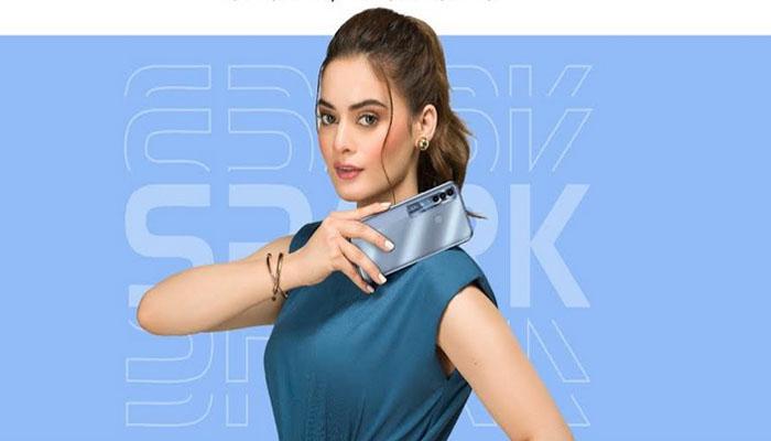ٹیکنو Spark 7 Pro ریئل گیمنگ اسمارٹ فون