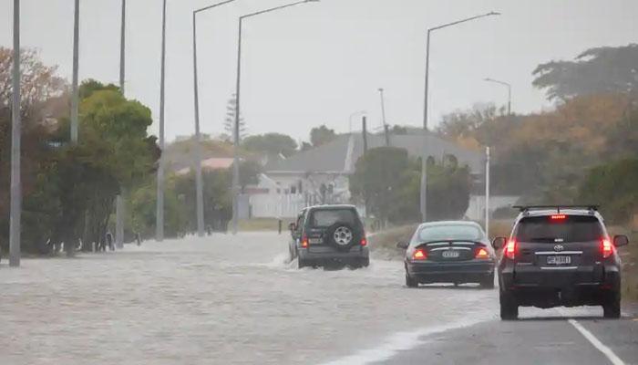 نیوزی لینڈ: طوفانی بارشوں کےباعث سیلابی صورتحال کا سامنا