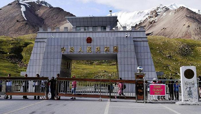 پاک چین سرحد آج کھول دی جائے گی