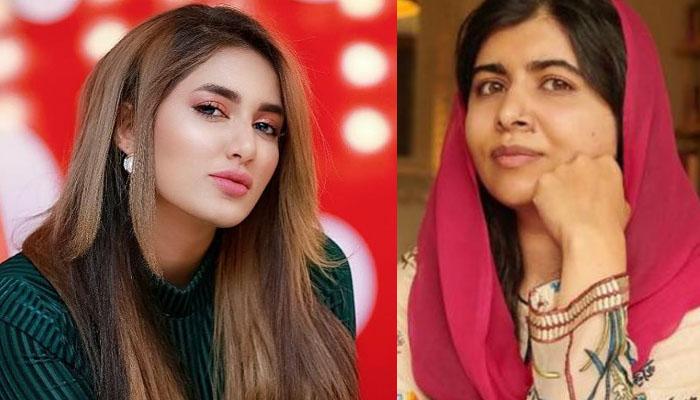 شادی کے بیان پر متھیرا نے ملالہ کی کلاس لے لی