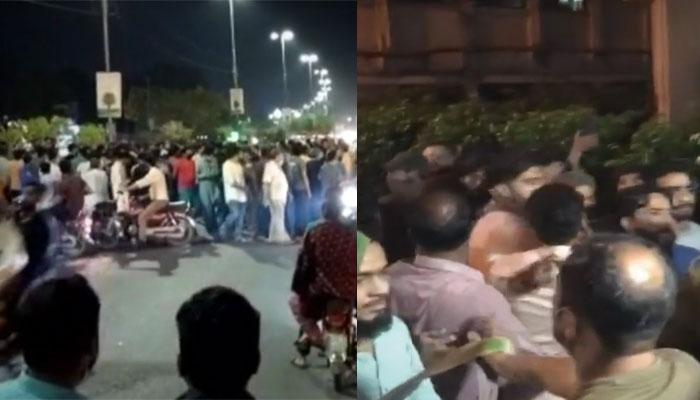 لاہور: سروسز اسپتال میں تشدد، ہنگامہ آرائی، توڑ پھوڑ کا مقدمہ درج