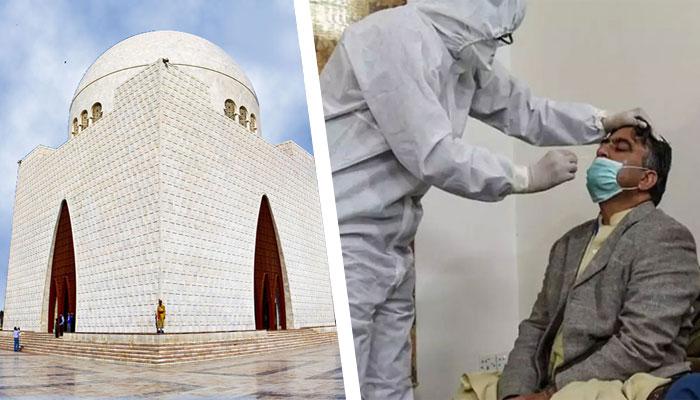 کراچی میں کورونا کیسز کم نہ ہوئے، شرح 13 فیصد