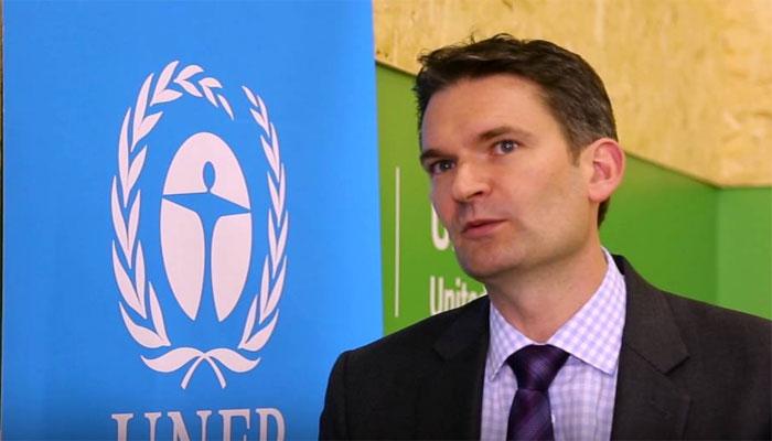 سربراہ ماحولیاتی پروگرام اقوامِ متحدہ کا پاکستان کا شکریہ