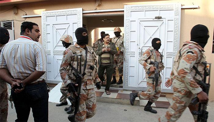 ایم کیوایم کے  مرکز نائن زیرو سے گرفتار ملزمان کی بریت کا فیصلہ سندھ ہائیکورٹ میں چیلنج