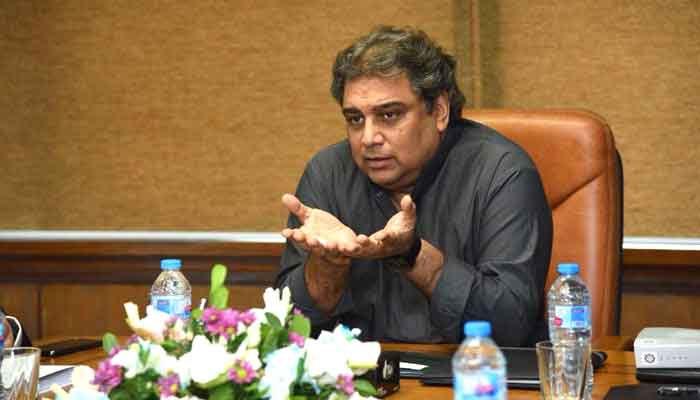 علی زیدی کا KPT کا دورہ، افسران پر سیخ پا ہوگئے