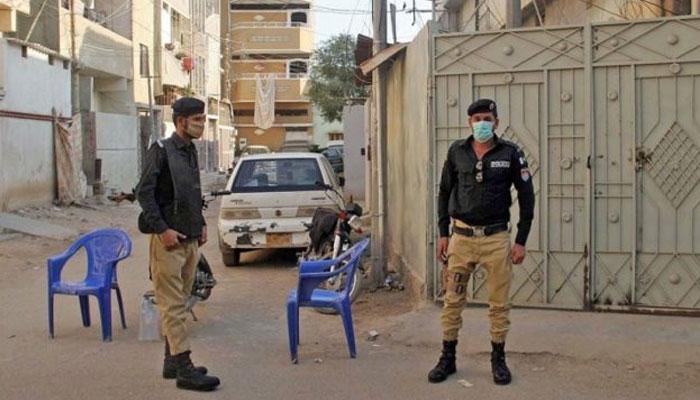 کراچی: ضلع وسطی کے 4 ٹاؤنز میں مائیکرو اسمارٹ لاک ڈاؤن نافذ