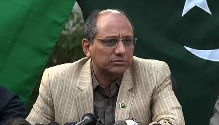 کورونا پر سیاسی پوائنٹ اسکورننگ نہ کی جائے، سعید غنی
