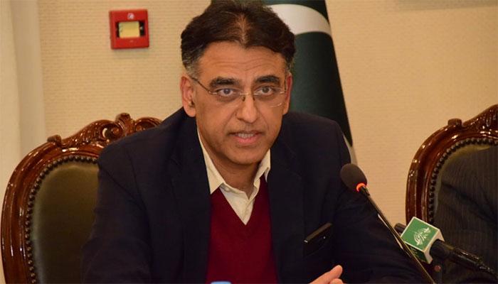 وفاقی حکومت کی ذمےداری سندھ کے عوام کیلئے ہے، سندھ حکومت کیلئے نہیں،اسدعمر