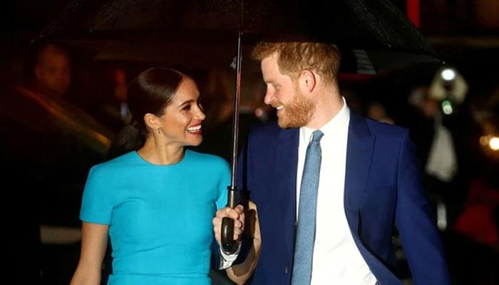 Princess Harry and Meghan have a daughter, Lilliputian Diana Mountbatten