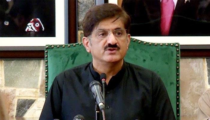 وزیراعلیٰ سندھ کا ڈہرکی ٹرین حادثے پر گہرے دُکھ کا اظہار