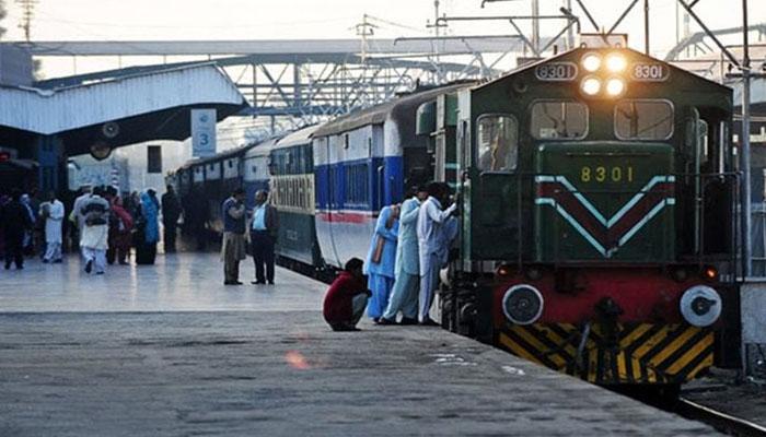لاہور ریلوے اسٹیشن سے ٹرینیں بروقت روانہ ہونے کا اعلان