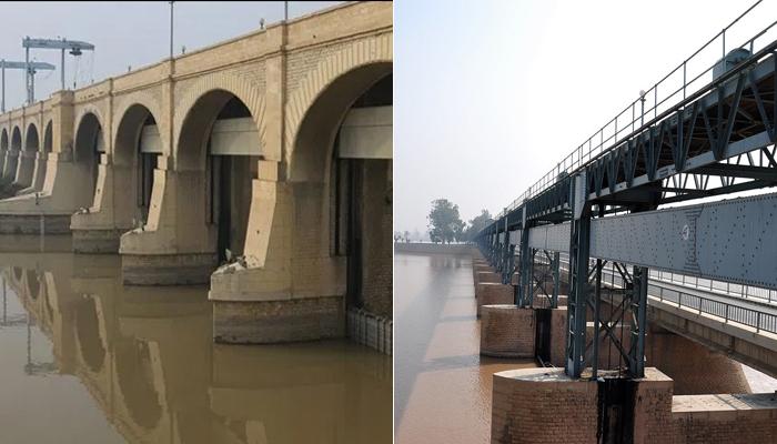 سندھ و پنجاب کے بیراجوں پر نیوٹرل افسران تعینات