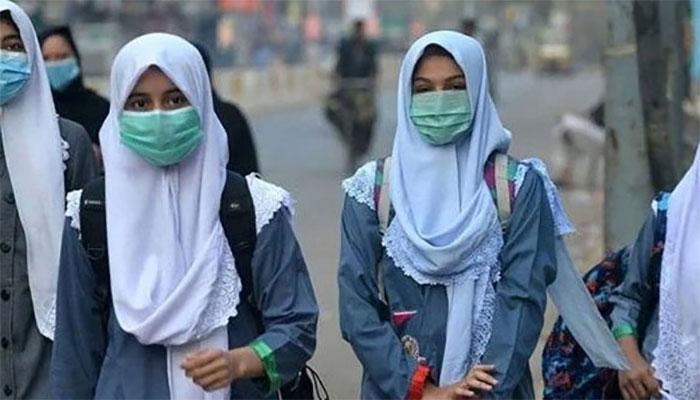 لاہور:کوروناوبا میں کمی کے بعد اسکول کھلنے کے پہلے ہی دن  حادثہ