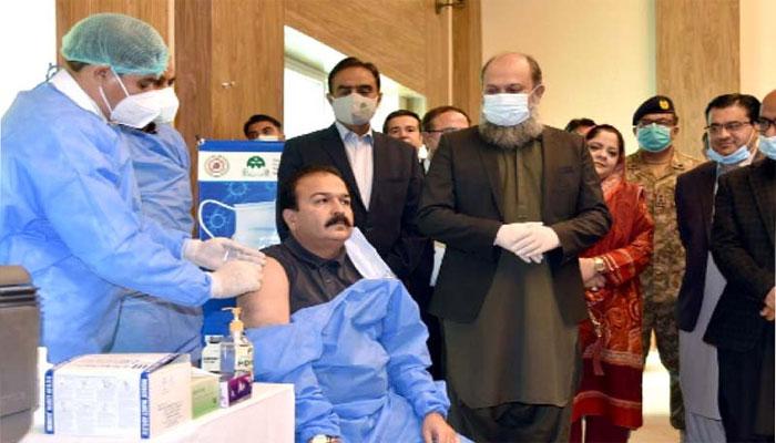 بلوچستان میں کورونا ویکسین صورتحال کا جائزہ لینے کےلئےصوبائی ٹاسک فورس قائم