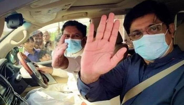 مراد علی شاہ پر فردِ جرم عائد کرنے کی تاریخ مقرر