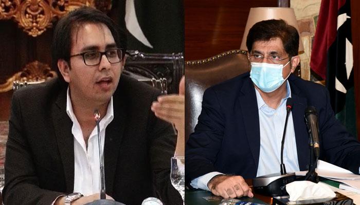 شہبازگل کا مراد علی شاہ کی پریس کانفرنس پر ردعمل