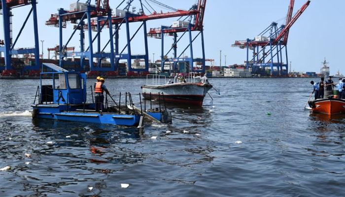 پاکستان بحریہ میں عالمی یومِ بحر منایا گیا