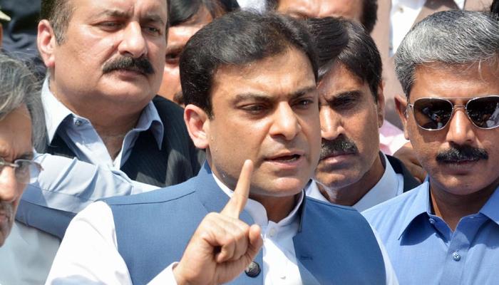 حمزہ شہباز نے پنجاب حکومت کو نااہل قرار دیدیا